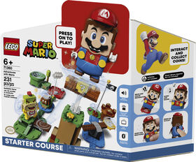 LEGO Super Mario Adventures with Mario Starter Course 71360 - PRE-ORDER, SHIPS AUG 1, 2020