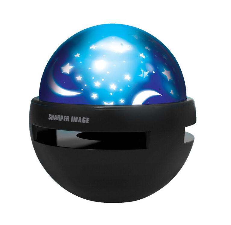 """Haut-parleur SPBT654 à projection d""""étoile au plafond de Sharper Image"""