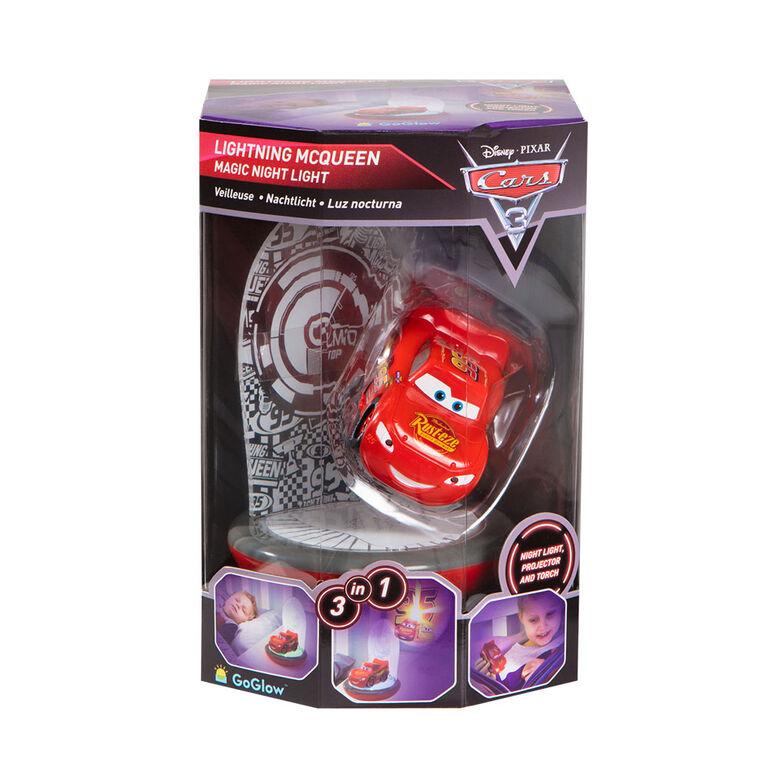 Veilleuse 3 en 1 Disney Cars