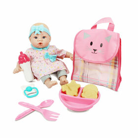 "12"" Li'L Cuddles Baby Gift Set - Assortment May Vary - One Per Purchase"
