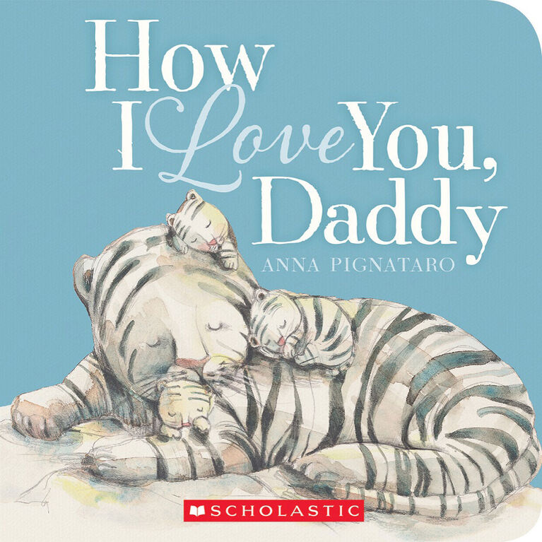 How I Love You, Daddy - English Edition