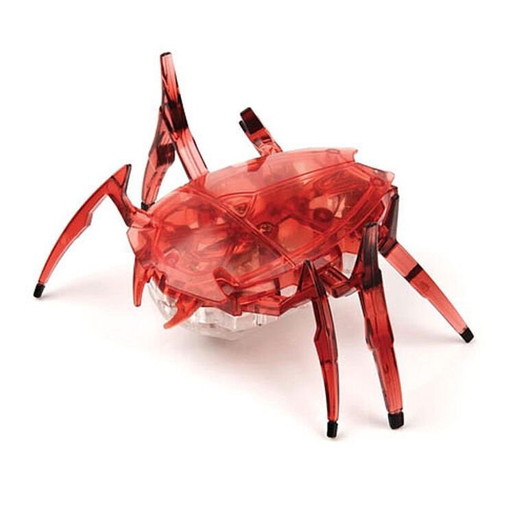 Hexbug - Scarab - Red - English Edition