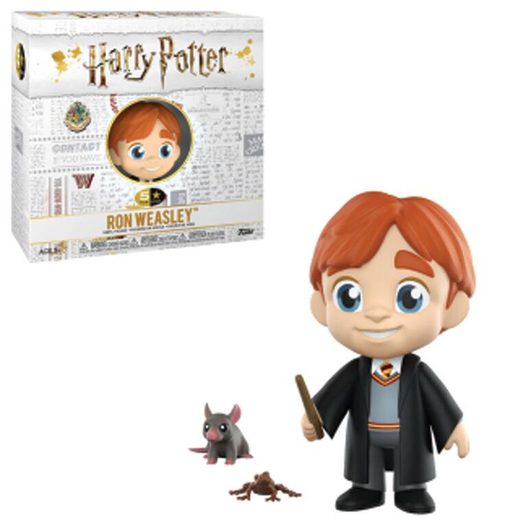 Funko 5 Star! Movies: Harry Potter - Rubeus Hagrid Vinyl Figure