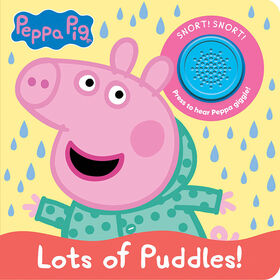 1 Button Sound Book Peppa Pig - English Edition