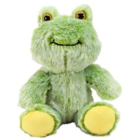 Animal Adventure Tomkins 5 inch Ultra-Soft Plush Animals Green Frog