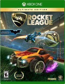 XBox 1-Rocket League Ultimate Edition