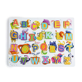 Imaginarium Discovery - Chunky Alphabet Puzzle - English Edition