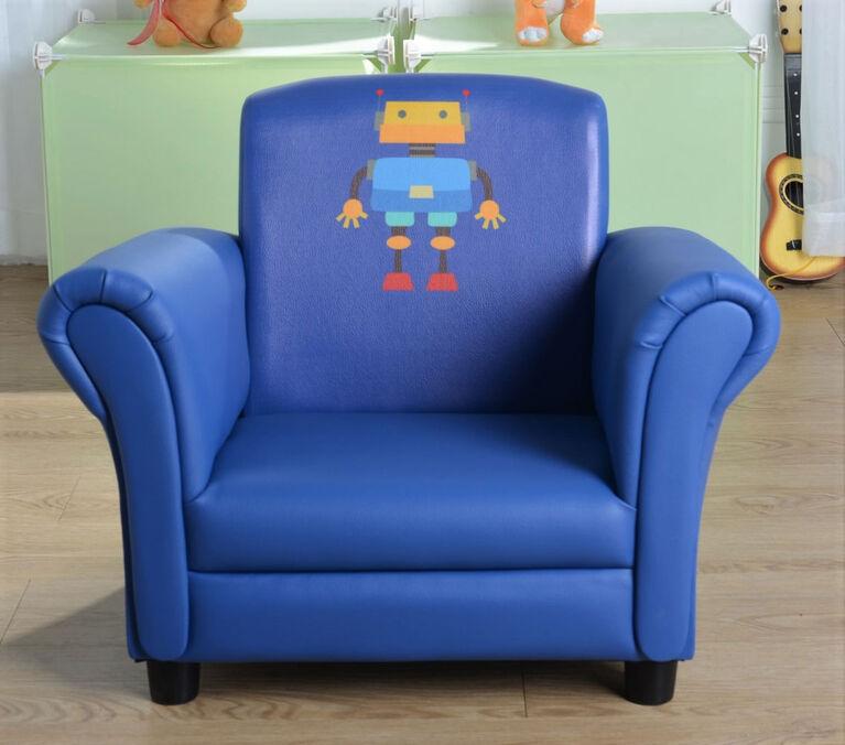 Robot Kiddie Fauteuil