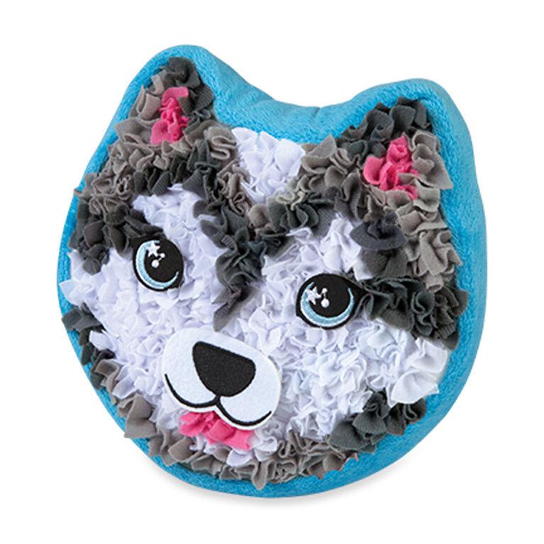 Plushcraft Husky Pillow