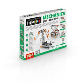 Engino - Stem Mechanics: Gears & Worm Drives