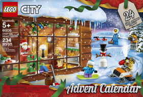 LEGO City Town Le calendrier de l'Avent 60235