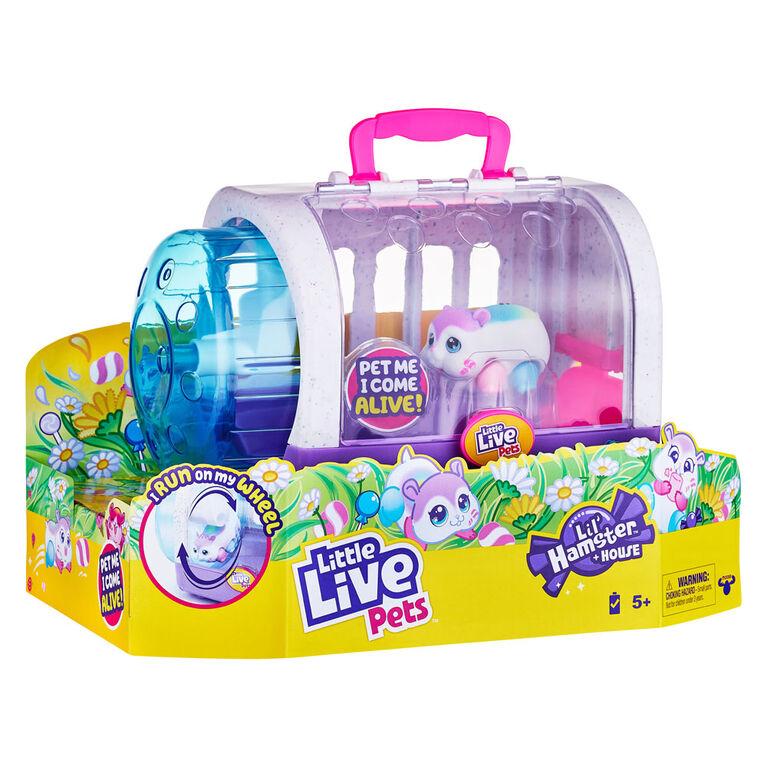 Little Live Pets - Hamster Playset - Popmello