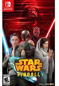 Nintendo Switch Star Wars Pinball