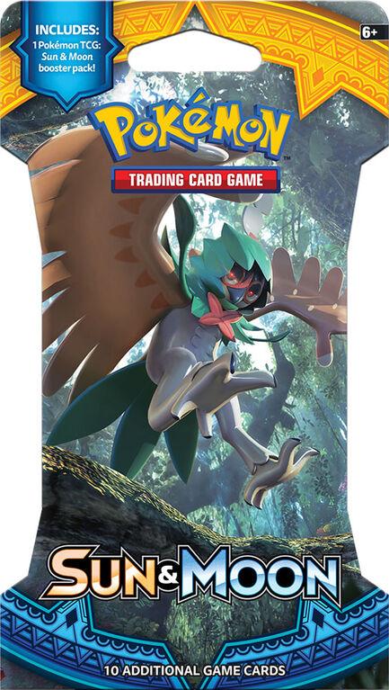 Pokémon Sun & Moon Blister