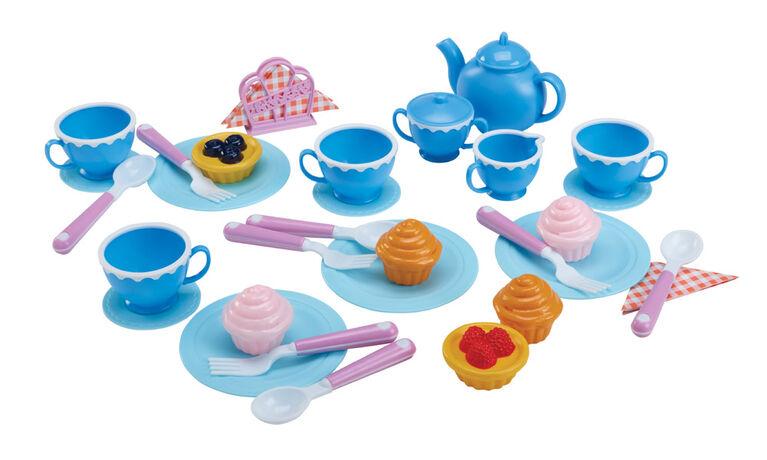 Just Like Home - Service à thé pour 4