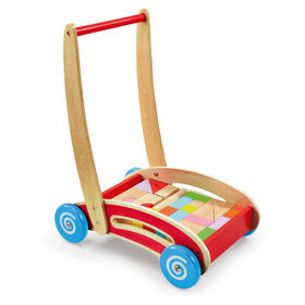 Woodlets - Wagon With Blocks
