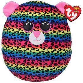 Ty Squish Dotty Multicolor Leopard 14 inch