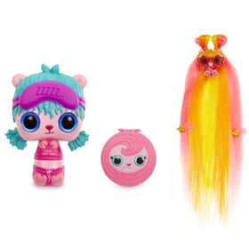 Pop Pop Hair Surprise 3-in-1 Pop Pets with Long, Brushable Hair - English Edition  010626