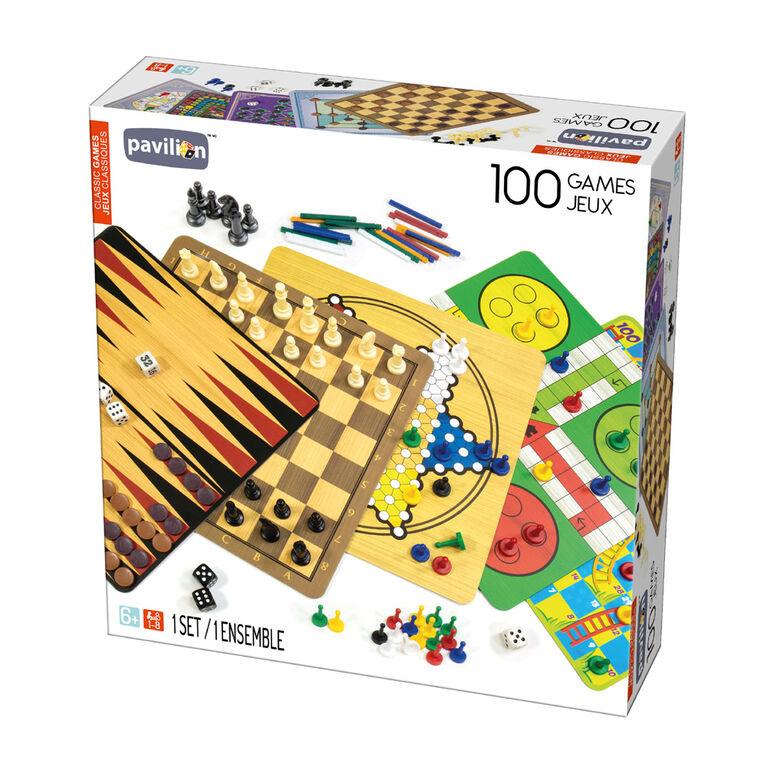 Pavilion Jeux Classiques - 100 Jeux