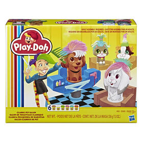 Play-Doh Classic Pet Salon Playset