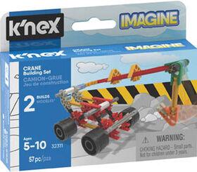 K'Nex Imagine Crane Building Set