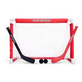 Mini jeu de hockey Road Warrior de 28 po