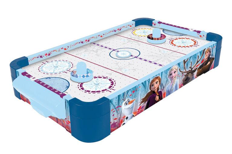 Frozen II Tabletop Air Hockey