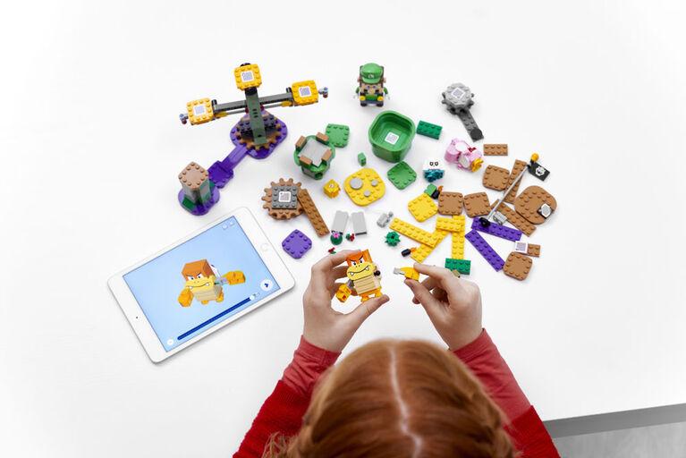 LEGO Super Mario Niveau de départ Aventures avec Luigi 71387
