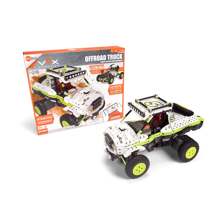 Hexbug Vex Robotics R/C Off-Road Truck