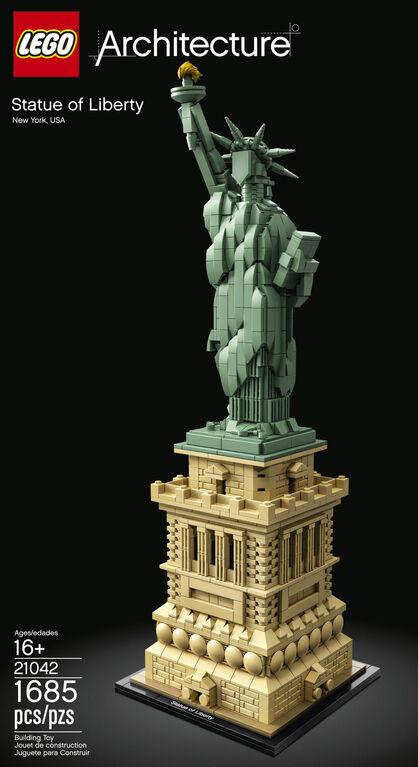LEGO Architecture La Statue de la Liberté 21042