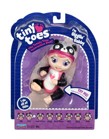 Mini poupée Tiny Toes Gigglin Gabby.