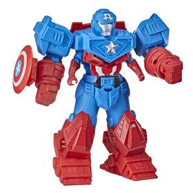 Hasbro Marvel Avengers Mech Strike Captain America