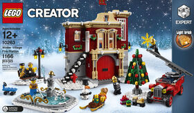 LEGO Creator Expert Winter Village Fire Station 10263
