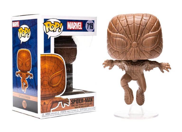 Funko POP! Movies: Marvel - Spider-Man - R Exclusive