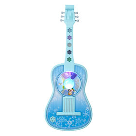 Frozen Magic Touch Guitar