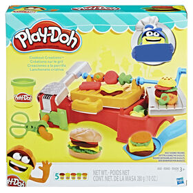 Play-Doh - Cookout Creations - R Exclusive