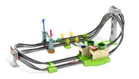 Hot Wheels Mario Kart Circuit Lite Track Set