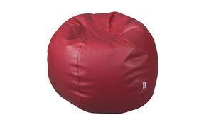Comfykids™ Teen Bean Bag - Red Vinyl