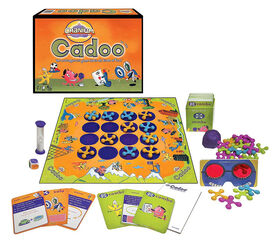 Winning Moves - Cranium Cadoo Game
