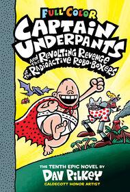 Scholastic - Captain Underpants & Revenge of Robo-Boxer - English Edition