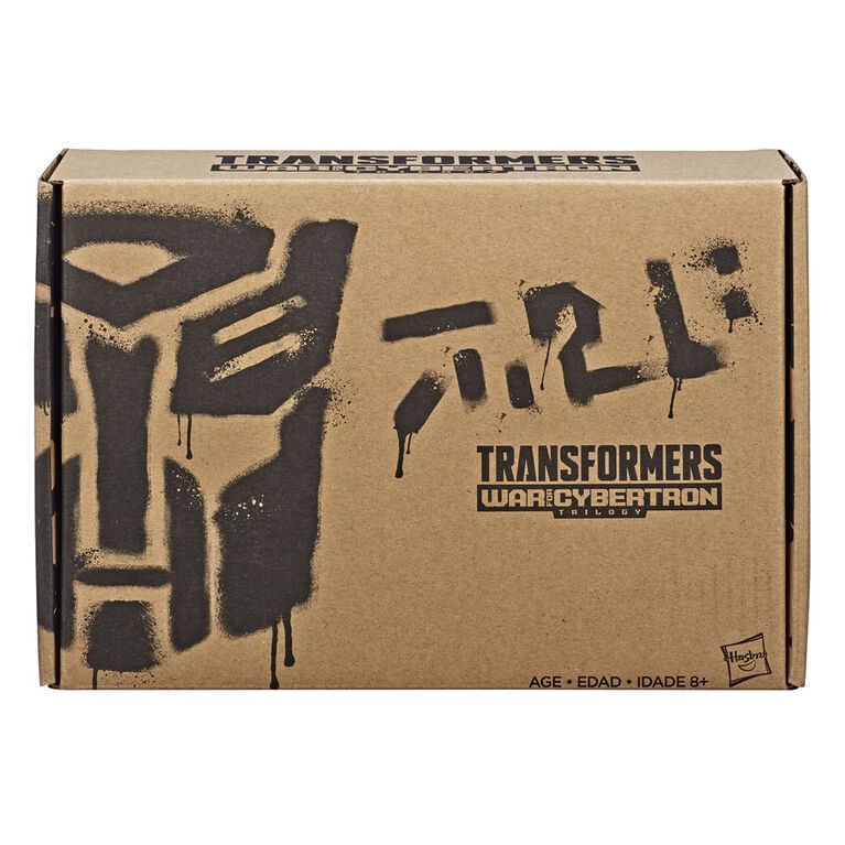 Transformers Generations Selects - WFC-GS08 Powerdasher Zetar, War for Cybertron Deluxe Class Figure