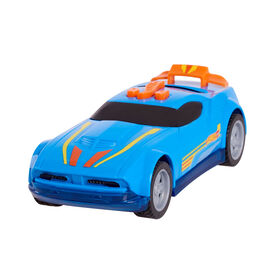 Hot Wheels Glow Riders - R Exclusif