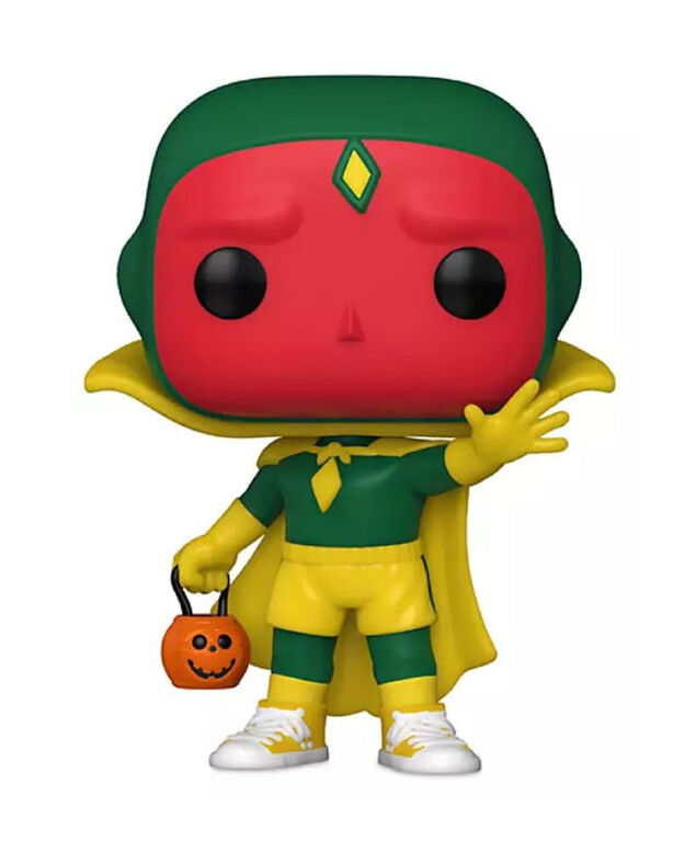 Funko POP! TV: Marvel WandaVision - Halloween Vision