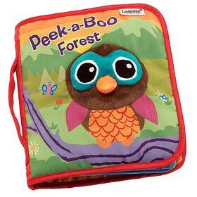 Lamaze Peek-a-Boo Forest Cloth Book - Édition anglaise