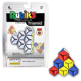 Winning Moves Triamid - A Triangular Rubik's Puzzle