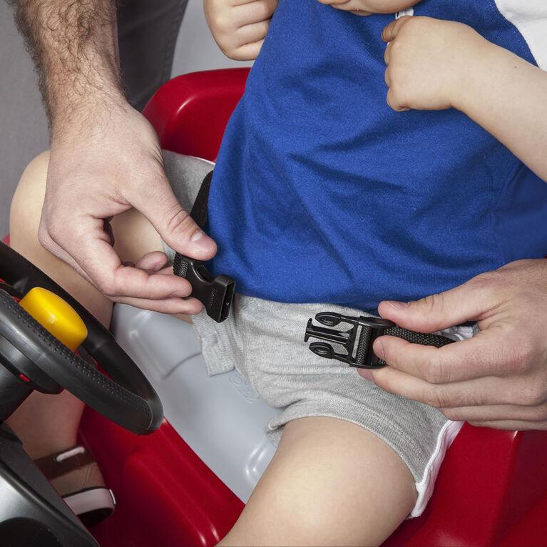 Step2 - Whisper Ride Cruiser - Red