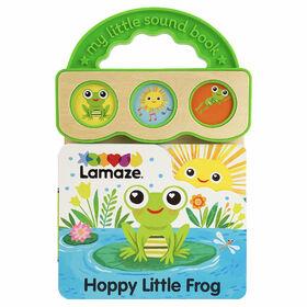 Lamaze - Hoppy Little Frog - Édition anglaise