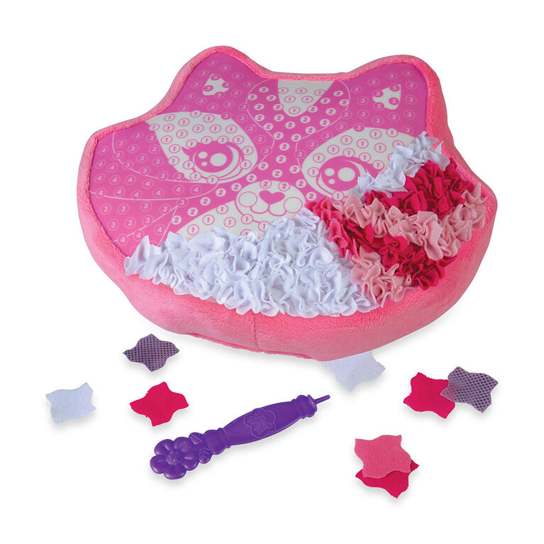 Plushcraft Kitten Pillow - R Exclusive