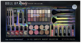The Color Workshop Doll Up Ready Makeup Collection