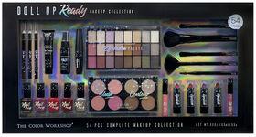 The Color Workshop Collection de maquillage Pomponnage